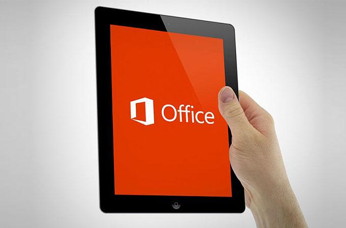 Microsoft Office'in iPad'e gelişi hakkında yeni bilgiler var