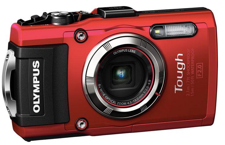 Zorlu koşullarda ve düşük ışıkta çekim yapabilen kamera: Olympus Tough TG-3