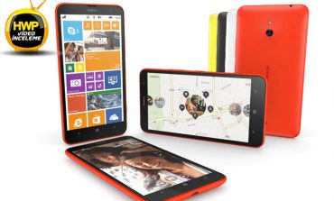 Video inceleme: Nokia Lumia 1320