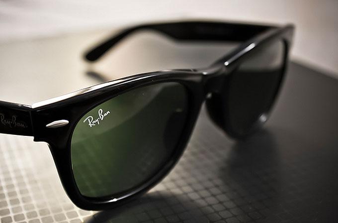 Ray-Ban Google Glass'a stil katacak