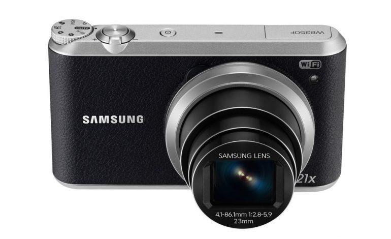 Samsung WB350F Türkiye'de satışa sunuldu