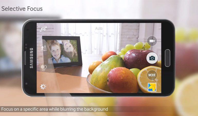 Samsung Galaxy S5'e yeni reklam