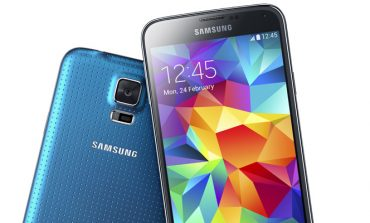 Samsung Galaxy S5'e çıkmadan önce ilk güncelleme