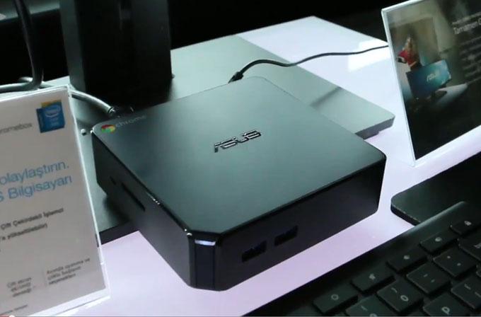İlk Bakış: ASUS VivoPC ve Chromebox