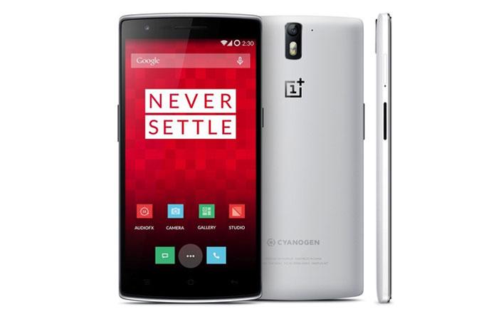 OnePlus One nihayet tanıtıldı!