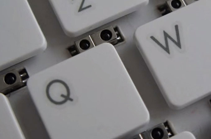 """Microsoft'un yeni klavyesi """"Mouse katili"""" olabilir"""