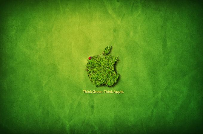 Greenpeace, Apple'a tam puan verdi