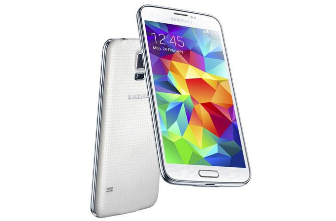 Galaxy S5'in ön siparişleri başladı!