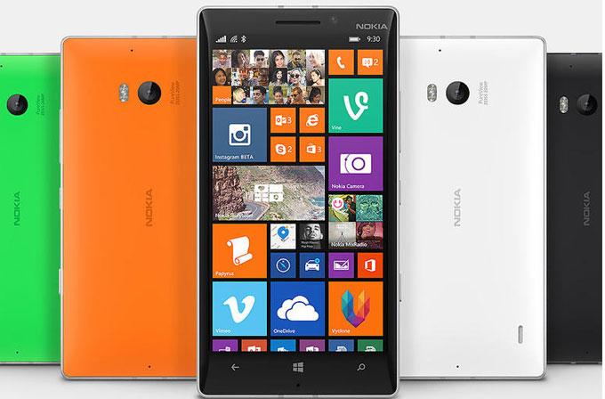 Nokia Lumia 930 tanıtıldı