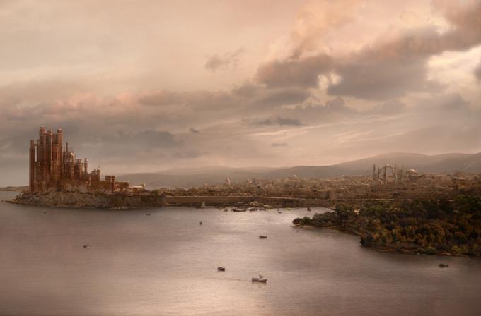 Game of Thrones gerçek dünyada hangi mekanlarda geçiyor?