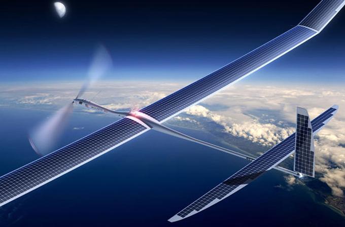 Google, Facebook'un istediği Titan Aerospace'i satın aldı