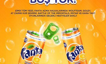 Joygame, Fanta kampanyası ile oyuncularına milyonlarca hediye kodu dağıtıyor