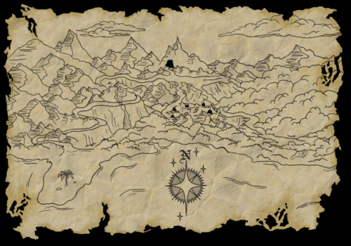 Mountain Map