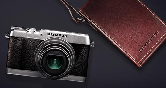 Olympus Stylus SH-1 ile bulanıklığa son