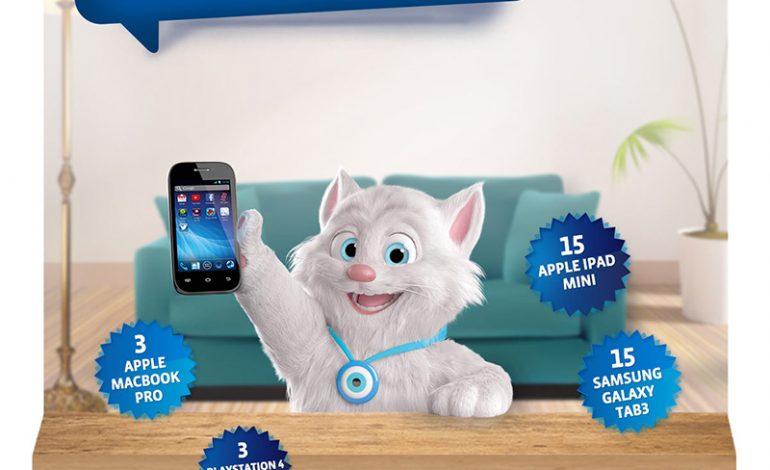 Türk Telekom'da online işlem, teknolojik hediyeler kazandırıyor