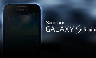 Galaxy S5 mini için teknik özellikler sızdı!