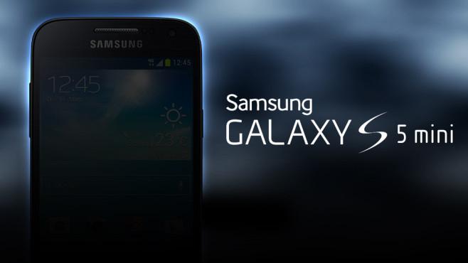 Samsung Galaxy S5 mini resmi sitede de gözüktü