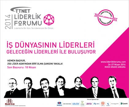 TTNET Liderlik Forumu