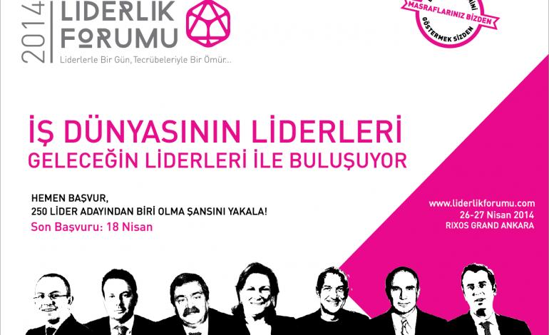 TTNET ve Bilkent Üniversitesi gençleri Liderlik Forumu'nda ağırlayacak