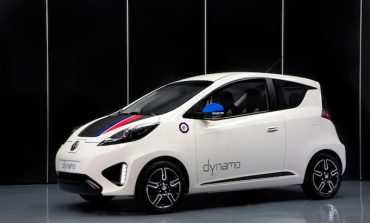 MG'nin Dynamo konsepti tamamen elektrikli ilk araba