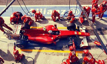 Formula 1 Pit Stop karşılaşması 1950 vs 2013