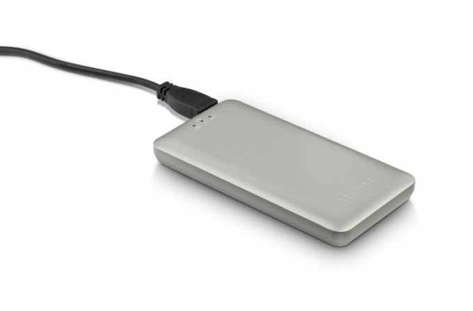 Kablosuz harici SSD, Canvio AeroMobile