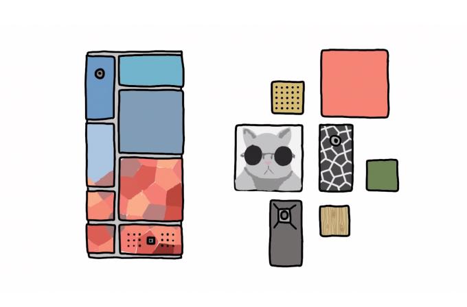 Google'ın modüler telefonu için hedef Ocak 2015