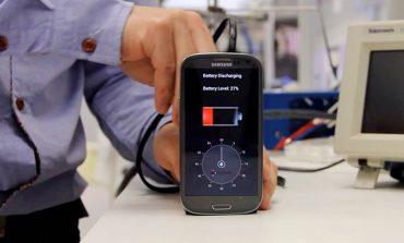 30 saniyede telefonunuzu şarj edebileceksiniz