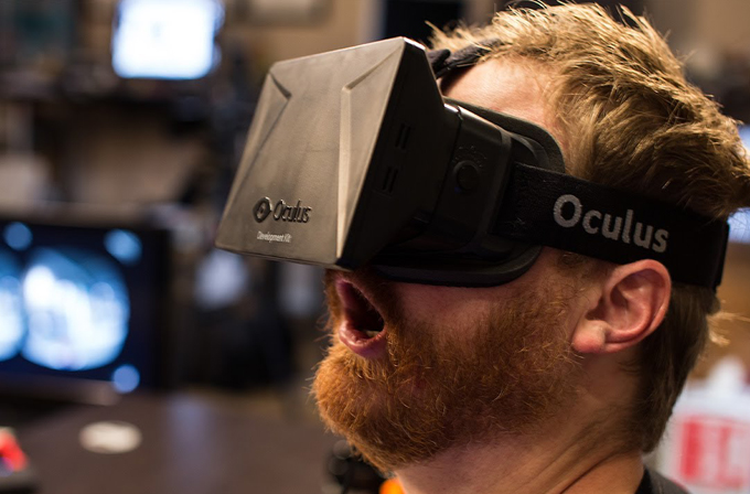 Video: Oculus Rift ile insansız hava aracı uçuruldu