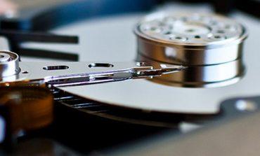 60TB hard disk yolda
