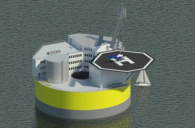 MIT, yüzen nükleer tesis tasarladı