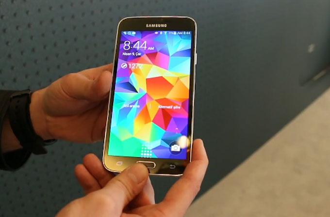 İlk Bakış: Samsung Galaxy S5