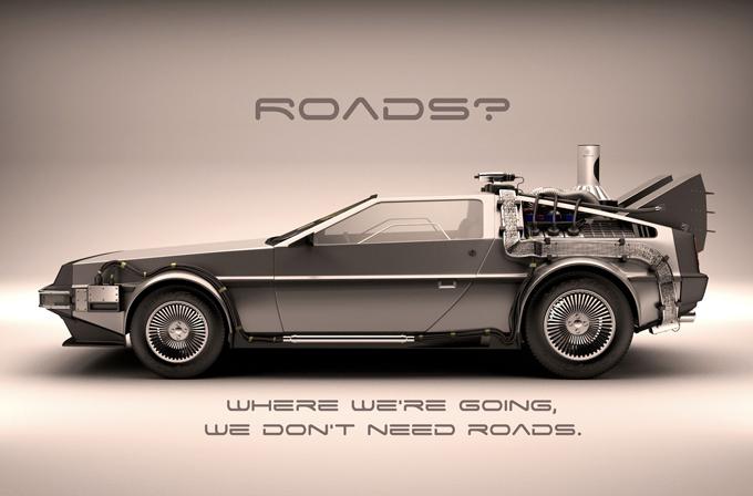 Geleceğin arabaları