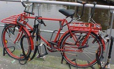 Özel tasarım kilit bisikletiniz için ekstra güvenlik sağlıyor