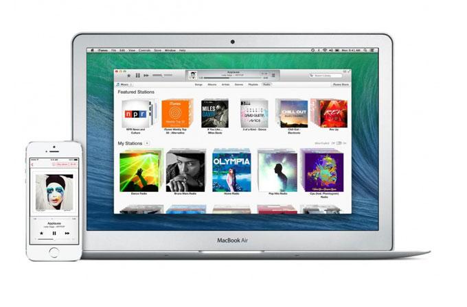iTunes neredeyse 800 milyon kullanıcıya ulaştı