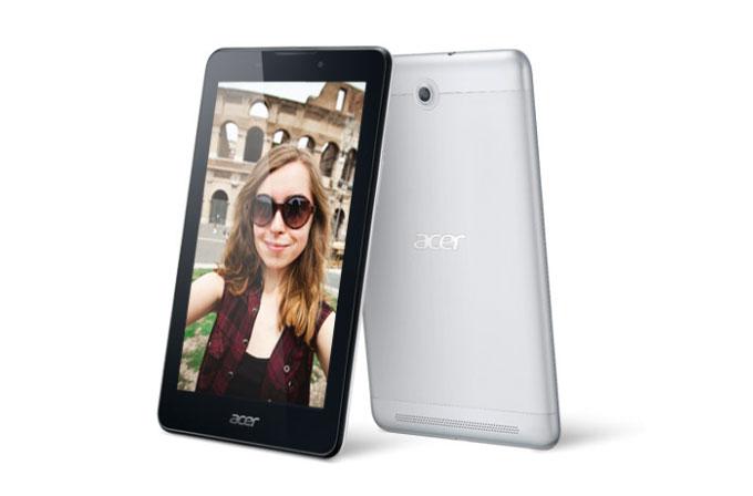 Acer'dan iki yeni bütçe dostu tablet