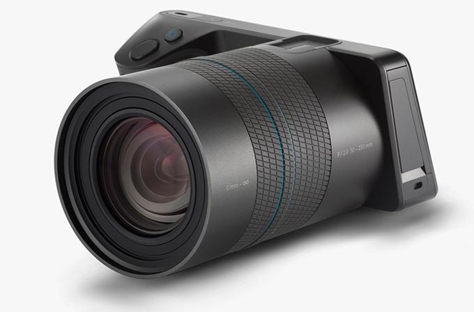 Büyülü DSLR fotoğraf makinesi Lytro Illum