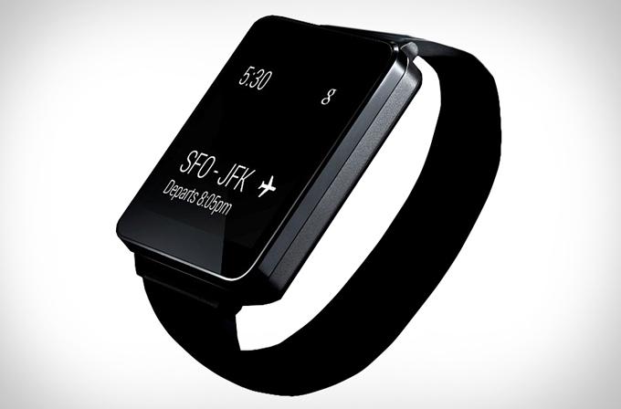 LG akıllı saati G Watch, suya ve toza dayanıklı olacak