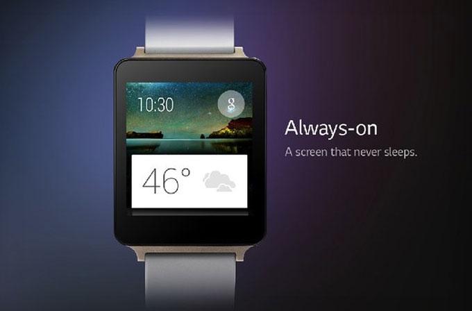 LG G Watch hakkında yeni bilgiler
