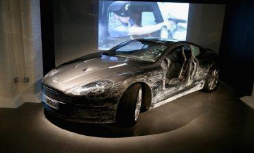 Galeri: James Bond'un tehlikeli araçları bu müzede