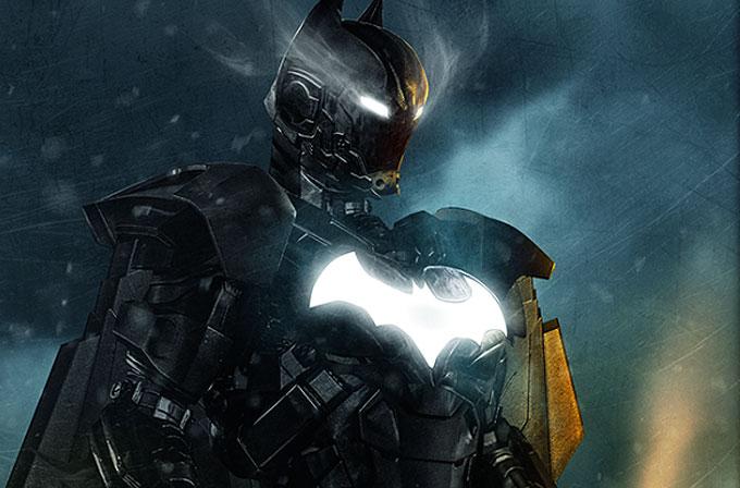 Galeri: Diğer süper kahramanların Iron Man zırhı olsaydı