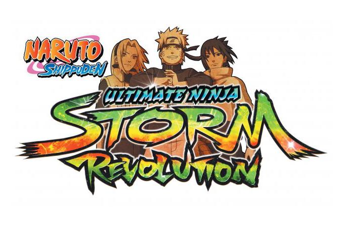 Naruto Ultimate Ninja Storm Revolution eylülde geliyor