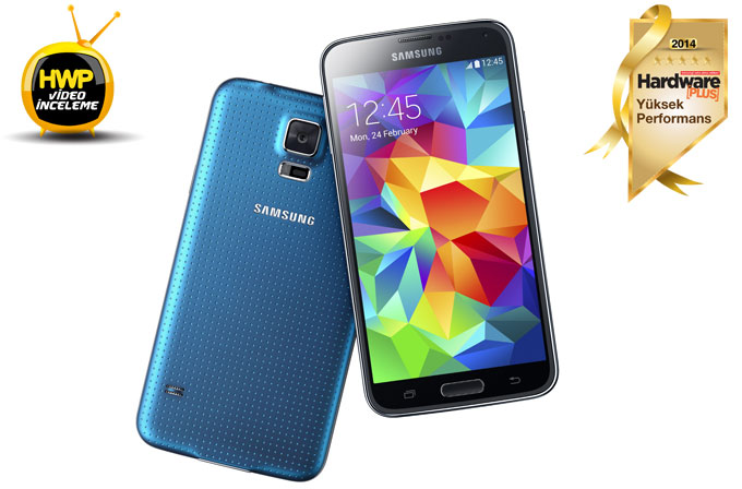 Video İnceleme: Samsung Galaxy S5