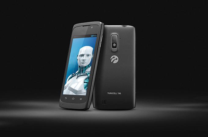 Turkcell T40 kullanıcıları  ESET Mobile Security ile korunuyor