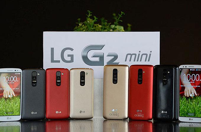 LG G2 Mini'nin fiyatları belli olmaya başladı