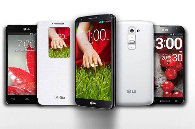 LG G3'ün ekranının QuadHD olacağı onaylandı!