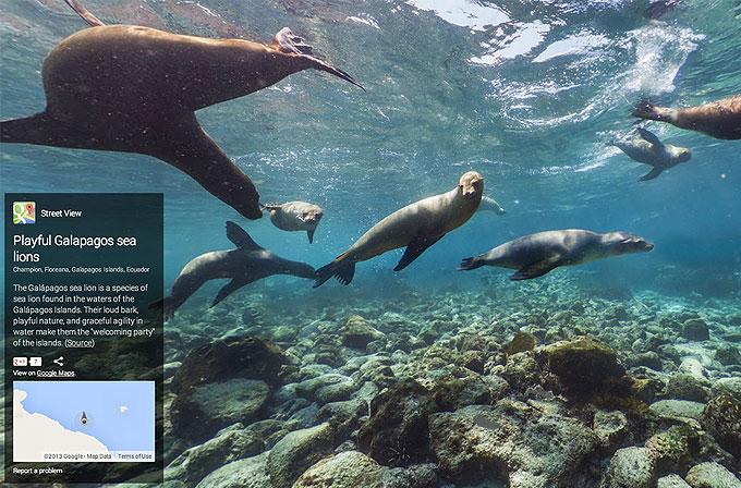 Galeri: Google Street View ile gezmeniz gereken yerler