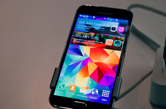 Video: Samsung Galaxy S5 Unboxing