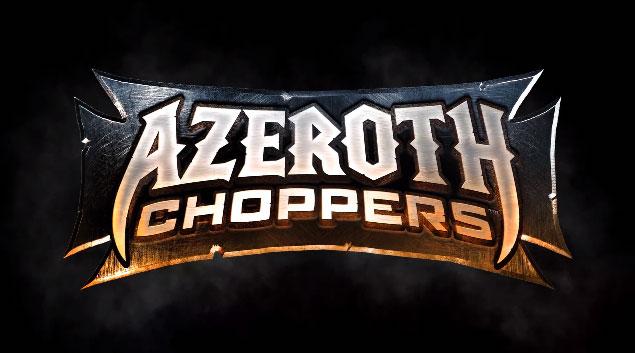 World of Warcraft'ın Chopper'ları gerçek oluyor!