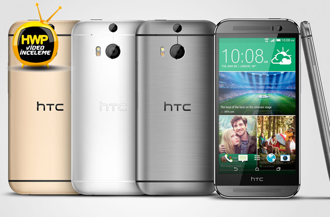 Video: HTC One M8 Unboxing